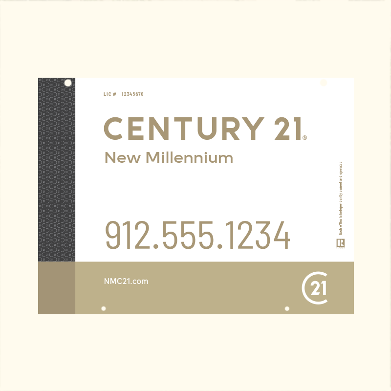 Century 21® Hanging Sign Panels-18X24RO_DES3W_200