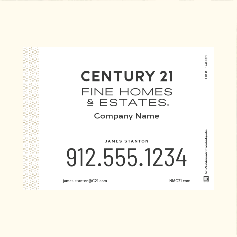 Century 21® Hanging Sign Panels-18X24_FHE_AGT1_200