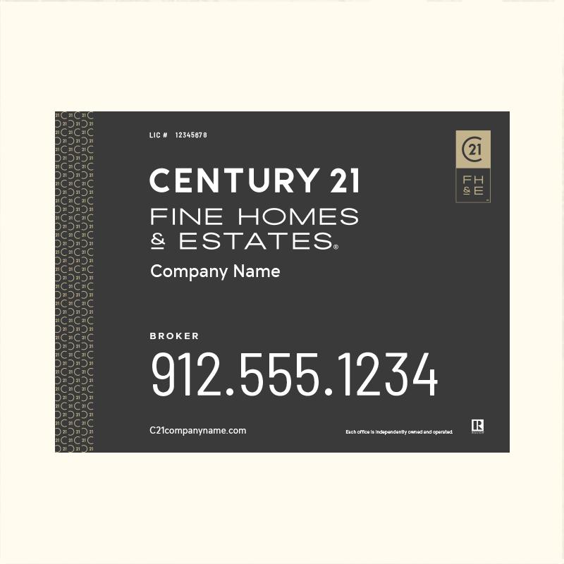 Century 21® Hanging Sign Panels-18X24_FHE_AGT2_200