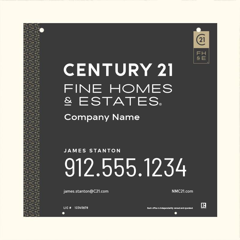 Century 21® Hanging Sign Panels-24X24H_FHE_AGT2_200