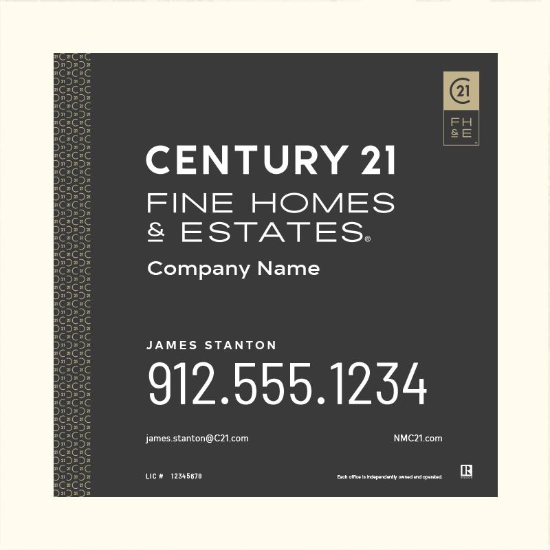 Century 21® Hanging Sign Panels-24X24_FHE_AGT2_200