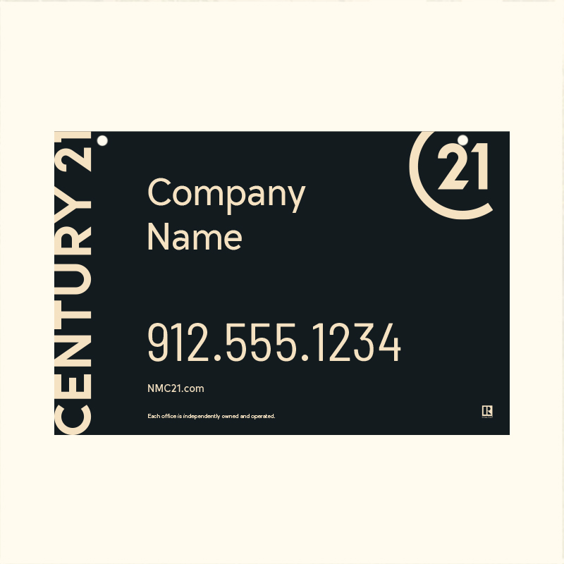 Century 21® Hanging Sign Panels-24X36HO_DES2BHC_200