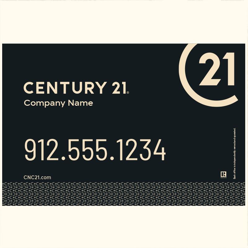 Century 21® Hanging Sign Panels-24X36RA_DES1BHC_200