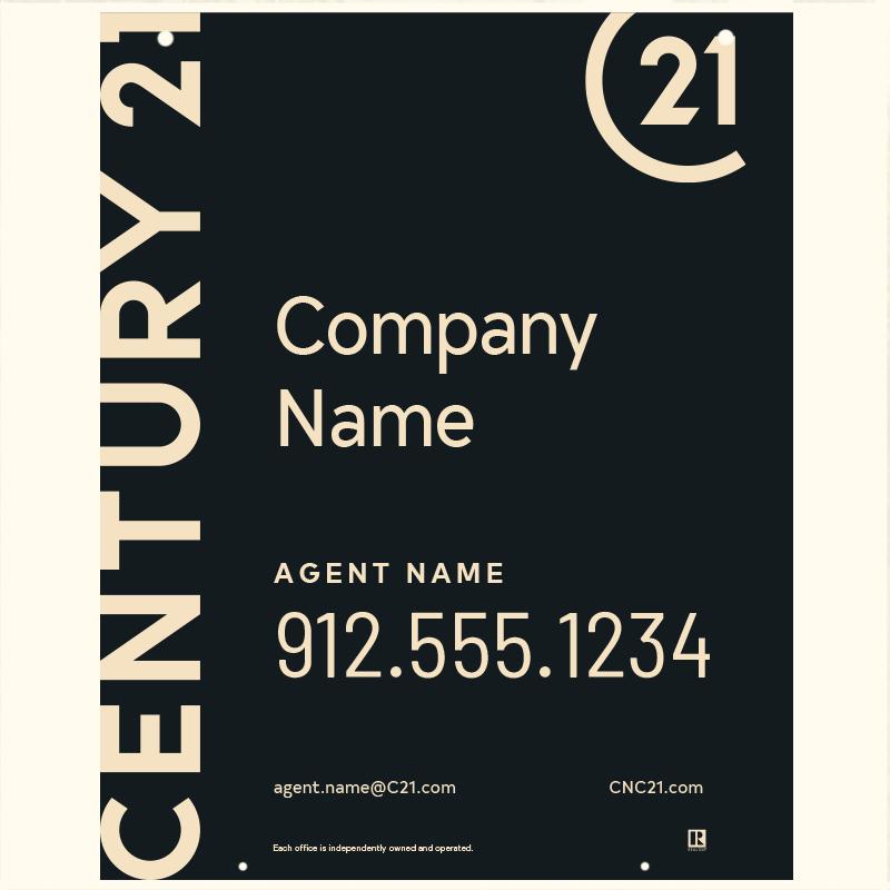 Century 21® Hanging Sign Panels-30X24HA_DES1BHC_200