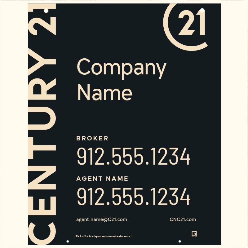 Century 21® Hanging Sign Panels-30X24HA_DES1BP2H_200