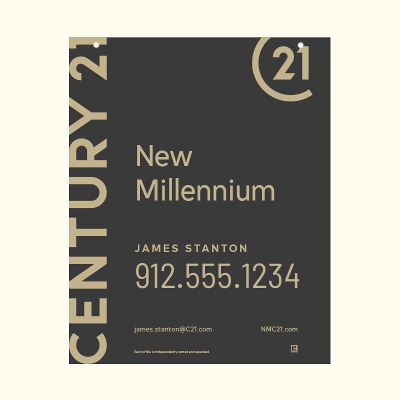 Century 21® Hanging Sign Panels-30X24HA_DES1B_200