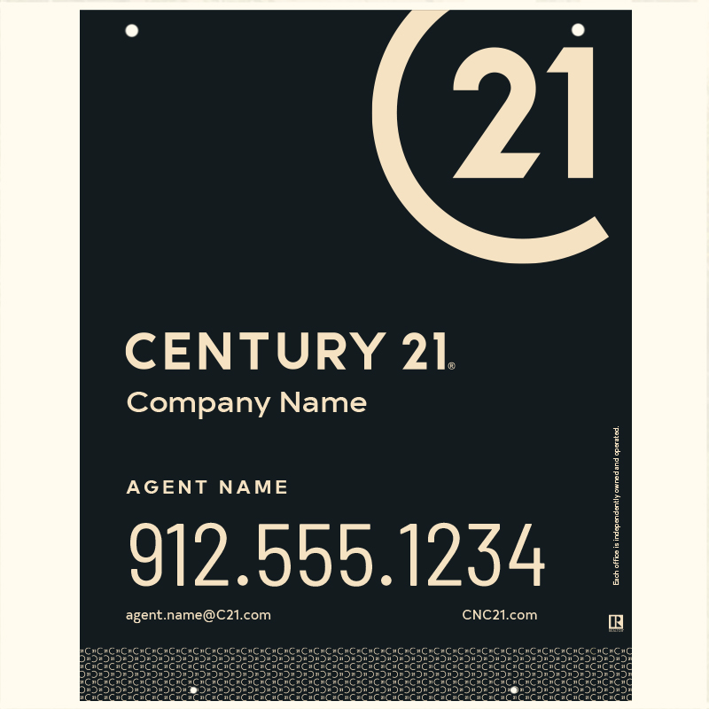 Century 21® Hanging Sign Panels-30X24HA_DES2BHC_200