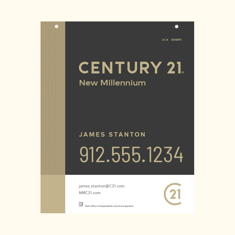 Century 21® Hanging Sign Panels-30X24HA_DES3B_200
