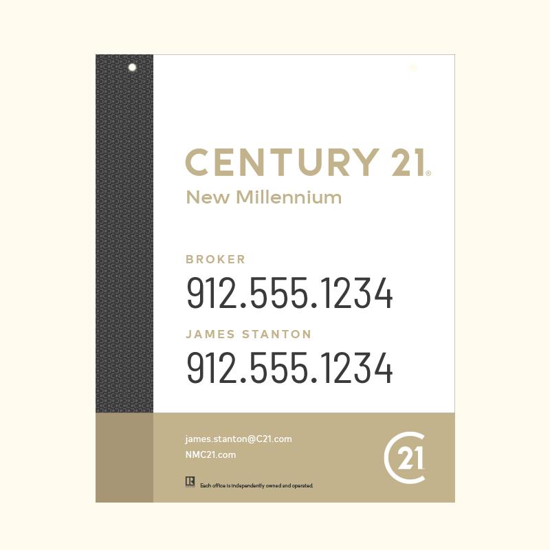 Century 21® Hanging Sign Panels-30X24HA_DES3WP2_200