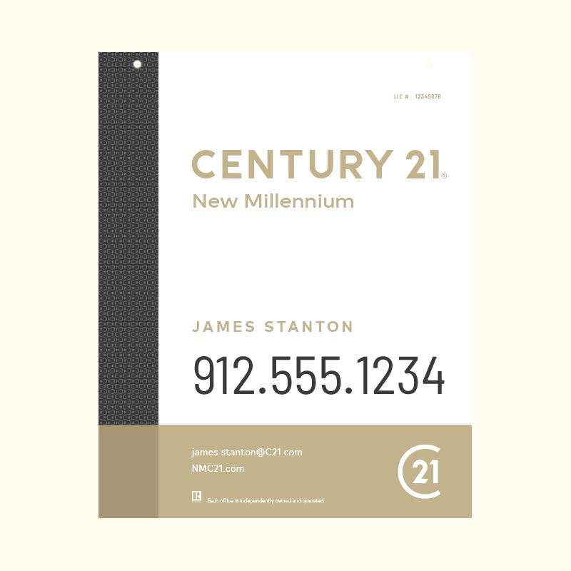 Century 21® Hanging Sign Panels-30X24HA_DES3W_200