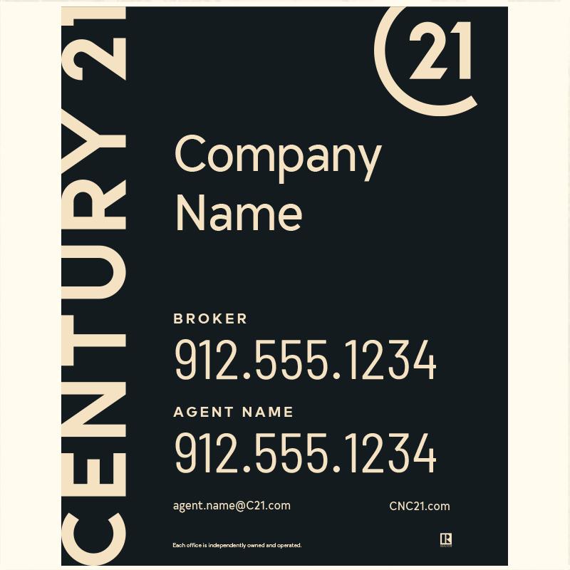 Century 21® Hanging Sign Panels-30X24RA_DES1BP2H_200