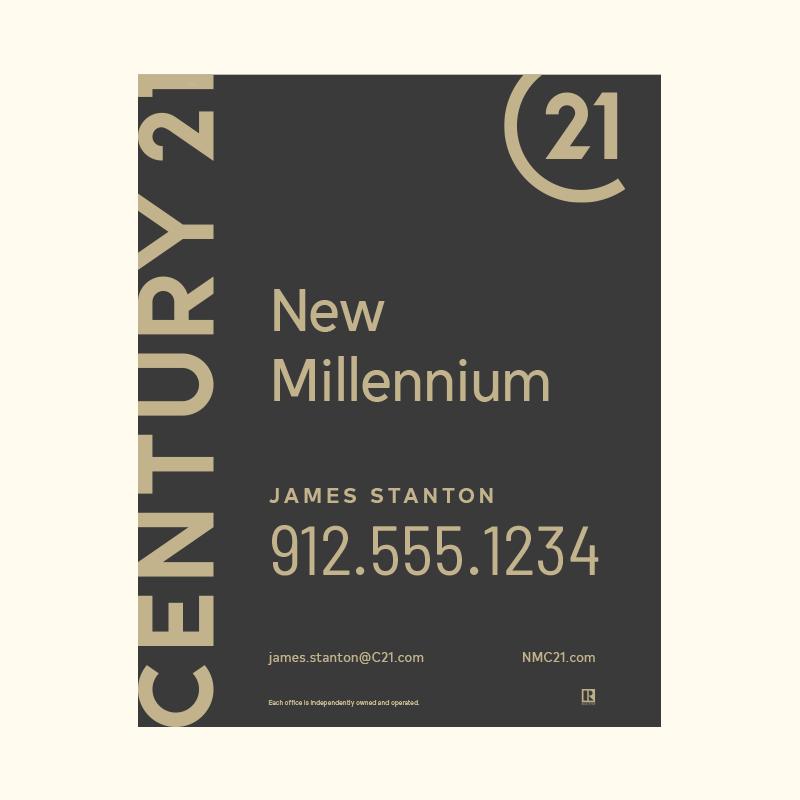Century 21® Hanging Sign Panels-30X24RA_DES1B_200