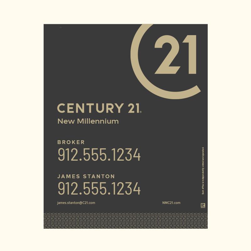 Century 21® Hanging Sign Panels-30X24RA_DES2BP2_200