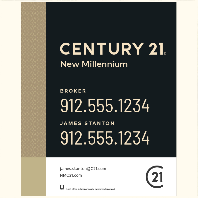 Century 21® Hanging Sign Panels-30X24RA_DES3BP2C_200