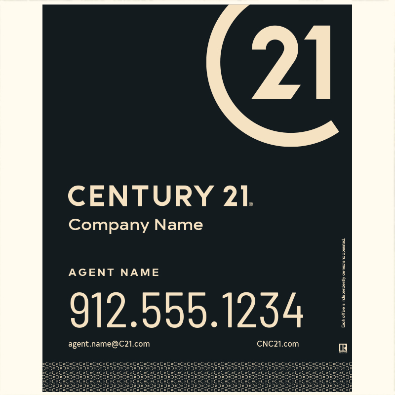 Century 21® Hanging Sign Panels-30X24RO_DES2B_HC_200