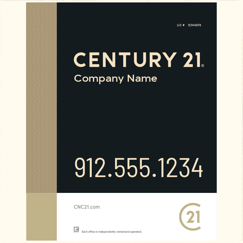 Century 21® Hanging Sign Panels-30X24RO_DES3B_HC_200