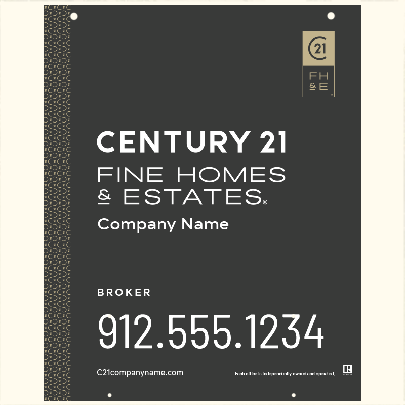 Century 21® Hanging Sign Panels-30X24_FHE_BRK2_200