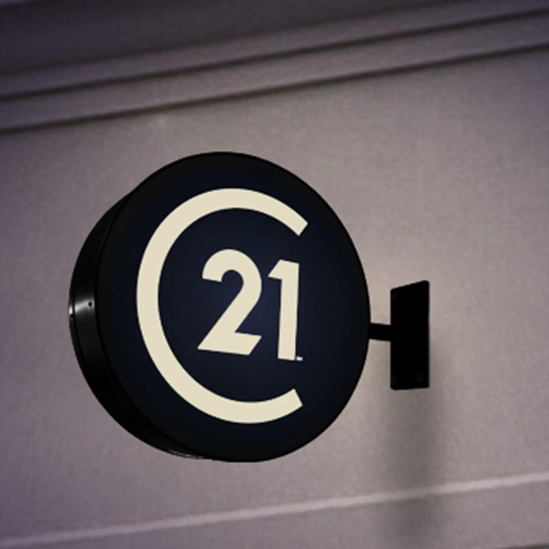 Century 21® C-21 Pub Sign-PUB18_200