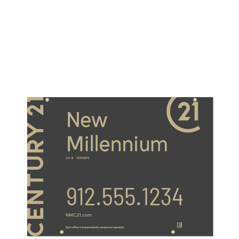 Century 21® Hanging Sign Panels-18X24HO_DES1B_200