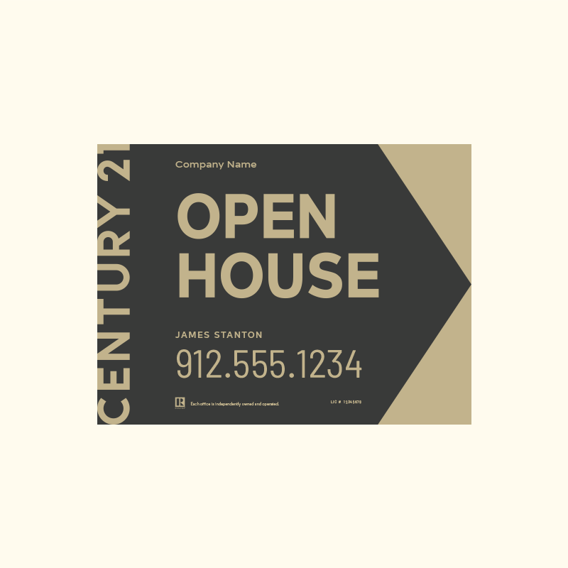 Century 21® Open House & Directional Signs-18X24_OH_PO_CORR_200