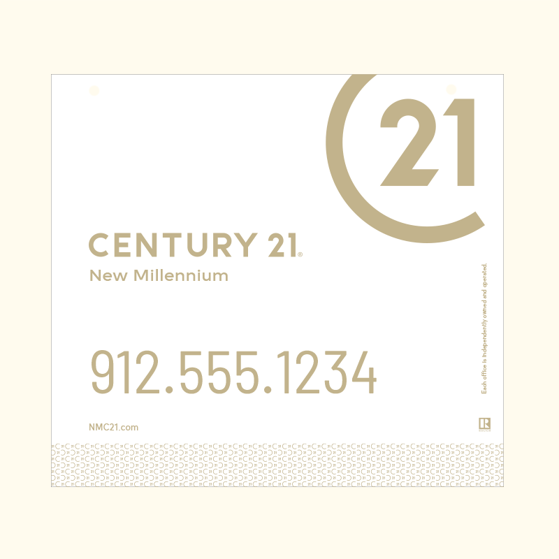 Century 21® Hanging Sign Panels-22X24HO_DES2W_200