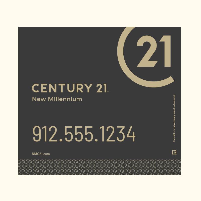 Century 21® Hanging Sign Panels-22X24RO_DES2B_200