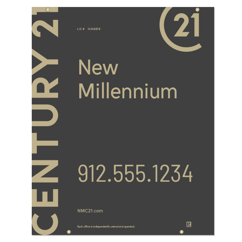 Century 21® Hanging Sign Panels-30X24HO_DES1B_20