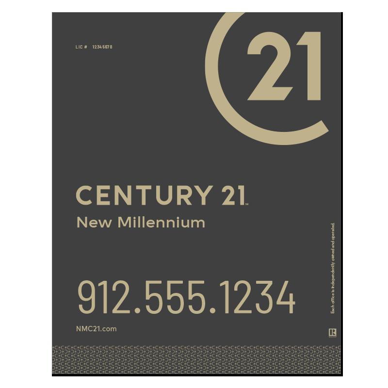 Century 21® Hanging Sign Panels-30X24RO_DES2B_200