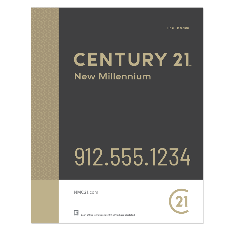 Century 21® Hanging Sign Panels-30X24RO_DES3B_200