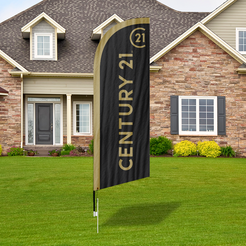 Century 21® Feather Flags-C211F_200