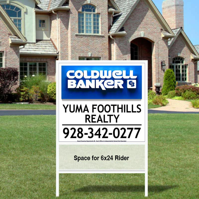 Coldwell Banker Signs & Frames-201CB