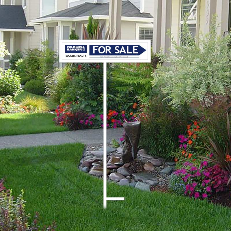 Coldwell Banker Open House & Directional Signs-241CB