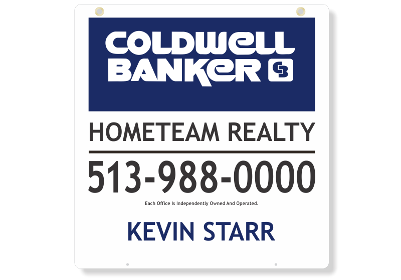 Coldwell Banker Hanging Sign Panels-25X24_H_1
