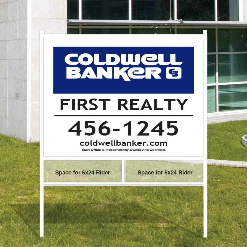 Coldwell Banker Commercial Signs-299SW