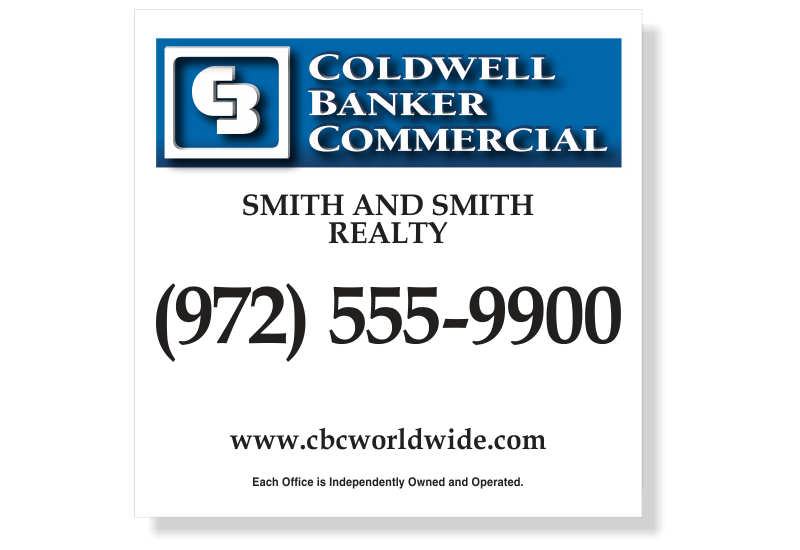 Coldwell Banker Commercial Sign Panels-48X48_3DW_1