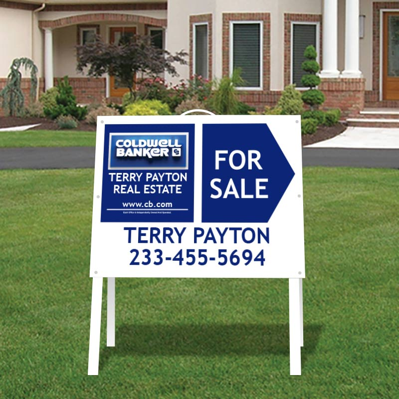 Coldwell Banker Open House & Directional Signs-A224MCB