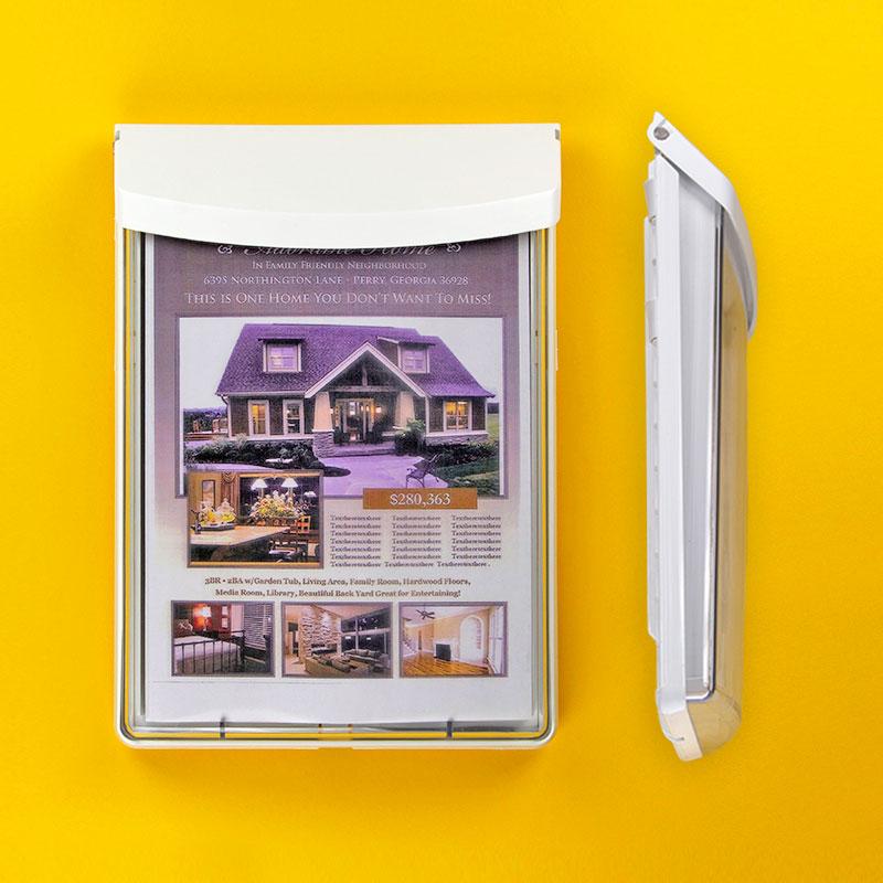 Coldwell Banker Brochure Box-BROCHUREBOXCB