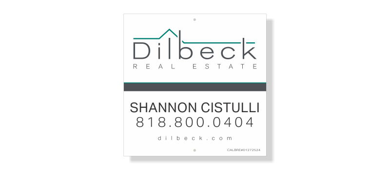 Dilbeck Real Estate Hanging Sign Panels-12X12_AGT_149