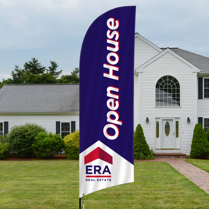 ERA Real Estate Feather Flags-ER1FF_5