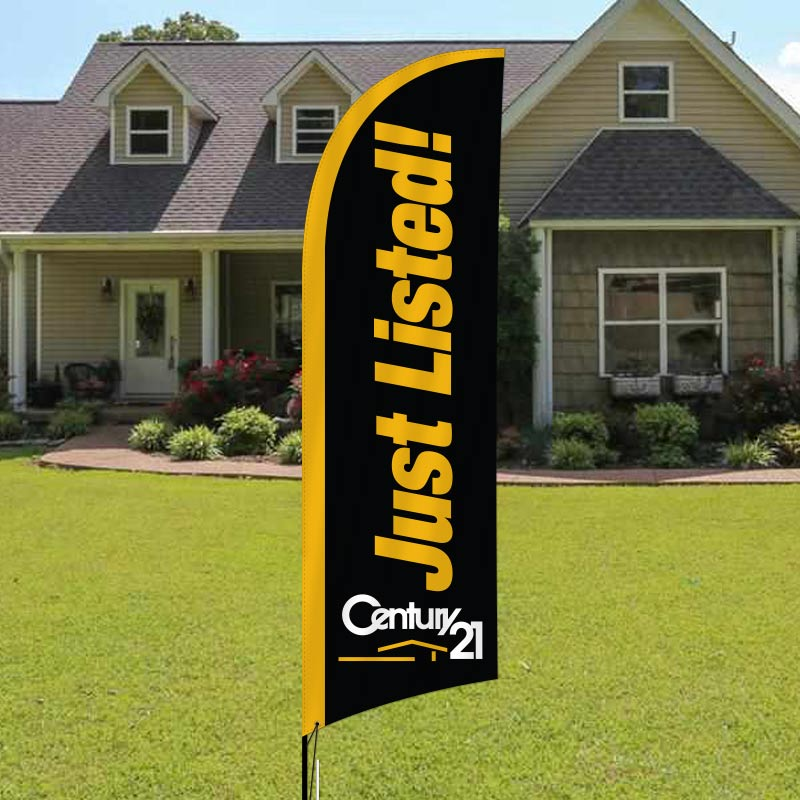 Independent Real Estate Feather Flags-214FF_7