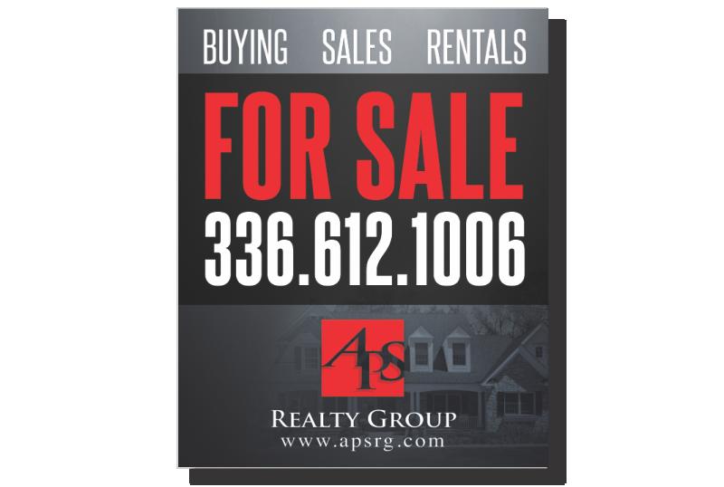 Independent Real Estate Signs & Frames-24X18_DG_7