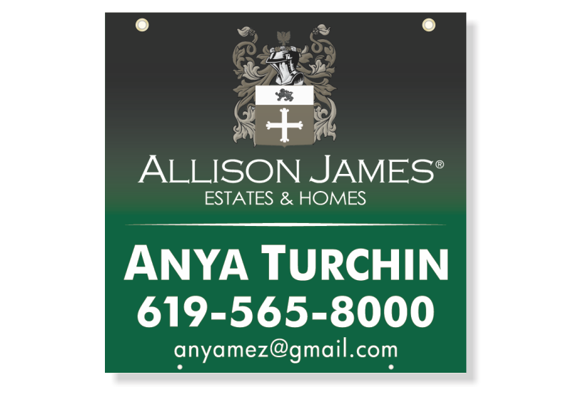 Independent Real Estate Hanging Sign Panels-24X24_DG_HP_7