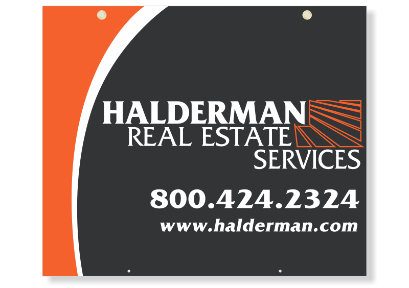 Independent Real Estate Hanging Sign Panels-24X30_SC_HP_7