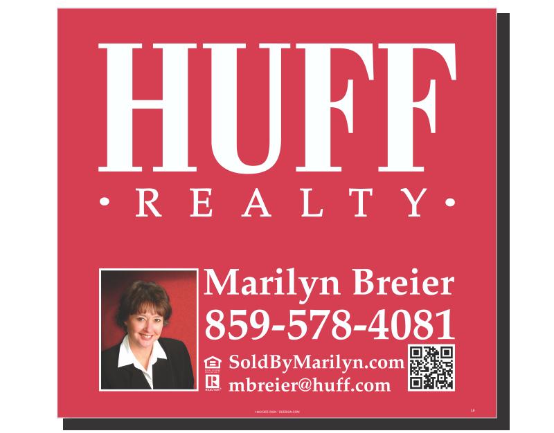 Independent Real Estate Signs & Frames-28X30_DG_7