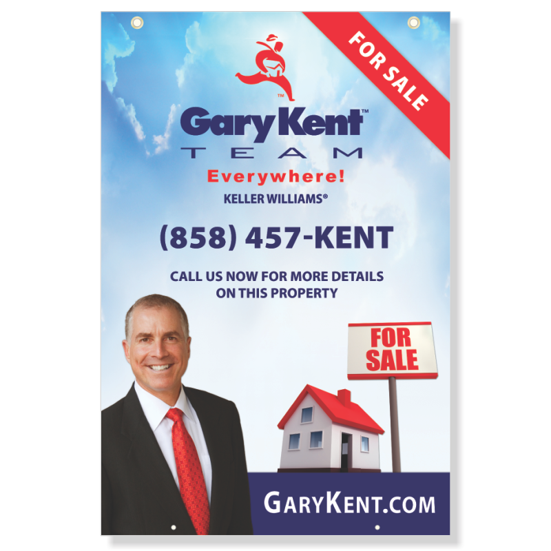 Independent Real Estate Hanging Sign Panels-36X24_DG_HP_7