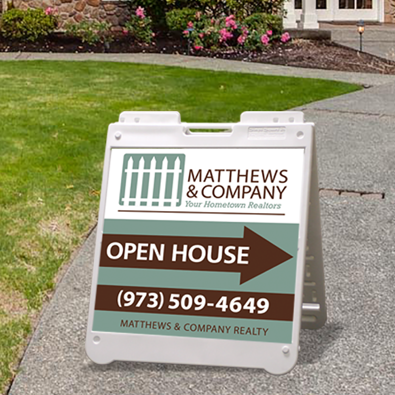 Independent Real Estate Signs - For Sale, Open House and More | Dee Sign