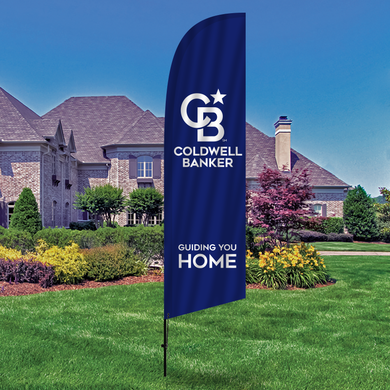 Independent Real Estate Feather Flags-CB22T_7