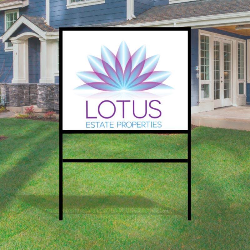 Independent Real Estate Signs & Frames-IND202