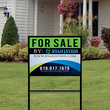 Independent Real Estate Signs & Frames-IND207