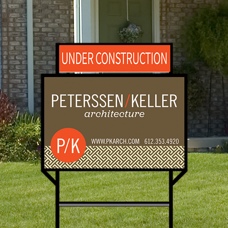 Independent Real Estate Signs & Frames-IND215
